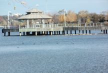 """Pier Four Scenery / Walking to recover from heart surgery two years ago, I found a local """"haven"""".."""
