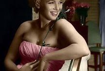 Marilyn Monroe / by Sarah Hughes