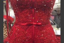 Evening Gowns / Stunningly hand crafted Croce and Colosimo evening gowns