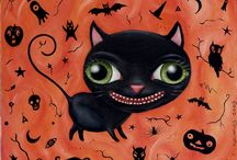 Holiday - Halloween / My favorite holiday! I especially love vintage/vintage-inspired Halloween items! / by LaLindsay