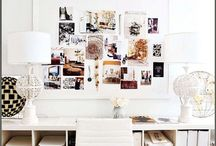 Interior Inspiration: Office Space / by Caitlin Kruse