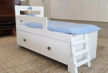 Happy Toddler Beds / Beautiful, simple, unique toddler beds
