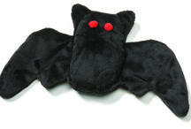 Halloween Dog and Cat Toys / Pumpkin, Bat and Boogey will add a frightful delight to puppies and dogs alike.  Kitty Bat will send shivers down the spines of kitty cats.  Stuffed with recycled fill, they make for a hauntingly green Halloween!  Hand-sewn with devilish detail in the USA.   / by West Paw Design