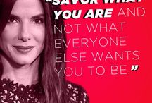 """The Love Quotes Celebrity Quotes : """"Savor what you are, and not what everyone else wants you to be."""" – Sa…"""