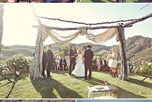 Wedding ideas  / by Elise Godown