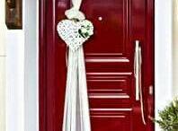 Στολισμός σπιτιού για γαμο