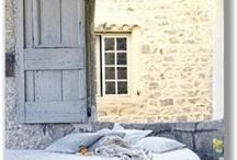 French Country / Gorgeous examples of French 'country' style