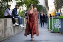 Spring/Summer 2017 RTW Shows - Street Style