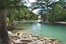 The River is Calling / The river is calling and you must go. Come see us and experience the magic of the Guadalupe River in New Braunfels, Texas.   Medicine to our souls, connecting us all and reminding us to keep moving no matter what lies ahead.
