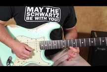 Guitars / Lessons and stuff