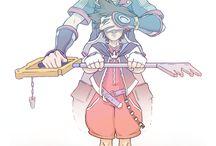 Kingdom Hearts ♡