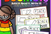 Printables for Jace / TPT and other sites for ideas - kindergarten