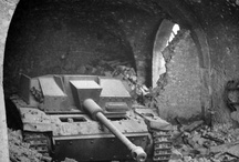 Tank's and more of WWI and WWII