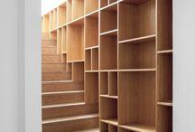 Wall units / shelving
