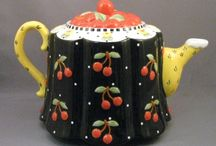 Teapots I love