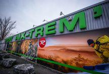 vélo-tout-terrain / Ici, on parle VTT ! Les nouveautés, les tests de vélos ou de matériel, l'actu des professionnels ... Le VTT, c'est la passion n°1 de SportAixTrem !