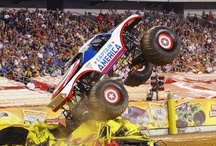 Monster Jam Mayhem / Monster Jam is one of the world's most exciting touring shows, with trucks smashing through obstacles and performing incredible stunts on custom-designed tracks. Monster Jam promises to keep you on the edge of your seat.