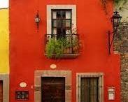 Fachadas / Combinaciones de colores para frente de casas