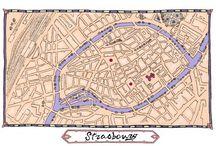 Strasbourg / Espresso Fiorentino, a traveler coffee in Strasbourg! www.espressofiorentino.com