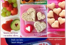Valentines Day for Kids / Cute Valentines Day Food and Recipe ideas, Snacks, Lunches, Fun Food and Treats, Crafts and Play Ideas for Kids this Valentines Day!