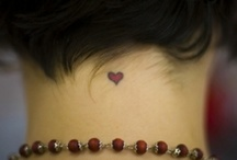 Tattoo Art / by Shana Logic