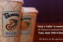 Amy's Table / Amy's Table is a networking group that meets on the first Tuesday of every month at Noon for lunch in NKY. If you have a real estate related business and would like to join us for lunch, please email me at ACW@HUFF.com.