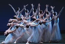 Serenade / I need to see this ballet!