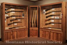 Winchester Lever Action Exhibit / by Montana Historical Society
