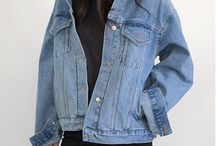 jeans and bomber jacket