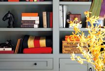 must learn to style shelves