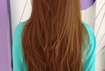 Hair / by Jennifer O'Brien