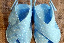 bez bebek ayakkabısı