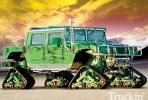 Cool vehicles  / by Mick Milivojac
