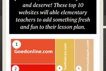 Educational websites and media