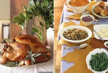 thanksgiving resipes / by Bobbi Shackelford