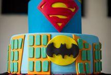 Superhero 4th birthday  / by Michelle Kile Hamilton