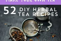 Grow Your Own Remedies / DIY Herbs and tea remedies