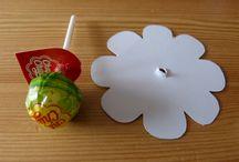 Dětská zóna Chupa Chups na Ratolest Festu 2016 / V rámci tvůrčí dílny na Ratolest Festu 2016 tvoříme s dětmi lízátkové výrobky. Ty si pak odnesou s sebou domů. Bude to motýlek nebo květinka?