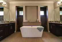 Bathroom / Elegant bathroom designs. Award winning homes.