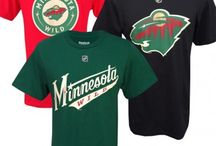 Wild Men / #mnwild / by State Of Hockey Store