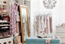 Inspiration Walk-in Closet!