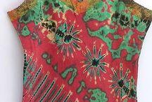 Tie Dye, Bleach & Paint on Tee Shirts / by Margaret Briggs