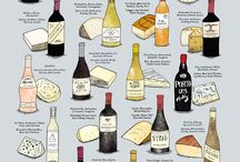 Wine & Cheese & food