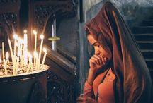 Prayer / People praying