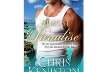 Almost Paradise (Book 2, Aloha Series) / Angela Carson's life is not unfolding according to plan. She's twelve years behind the curve in her search for love, marriage and babies. In that order. Owner of the Big Island Dive shop, former Navy Explosive Ordinance Disposal tech Billy Everrett is going through the motions of living. Love, marriage and children are not in his plans. But could a life changing diagnosis be enough to help them both discover that sometimes the best things in life don't need a plan.