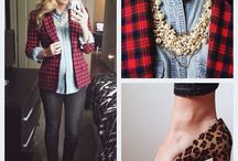My Cold Weather Style / by Poor But Posh