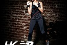 Heidi Klum for New Balance #sponsored #hknb / by Danielle Gray