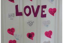 Valentine's Day Ideas / by Keisha Stretch