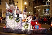Ho Ho Holiday Lights!  / Gahanna Ohio offers a holiday season filled with fun events, family friendly activities and one of the Midwest's LARGEST illuminated night time parades!