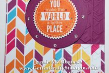 Stampin' Stuff-Thinlits / by MaryAnn Hilleary